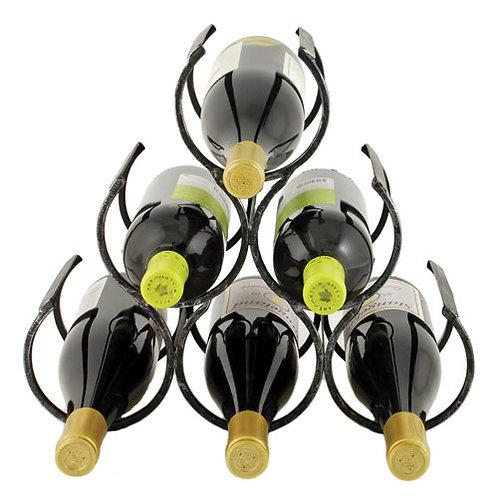Wine Shrine Metal wine rack