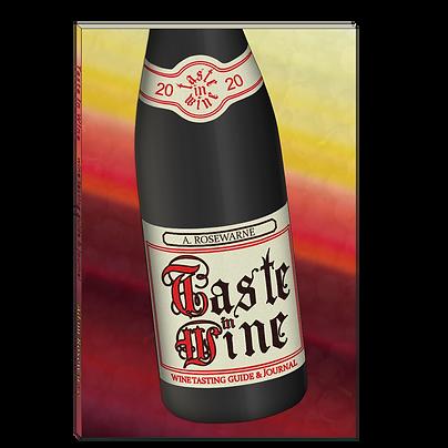 Taste in Wine  -  tasting guide & journal