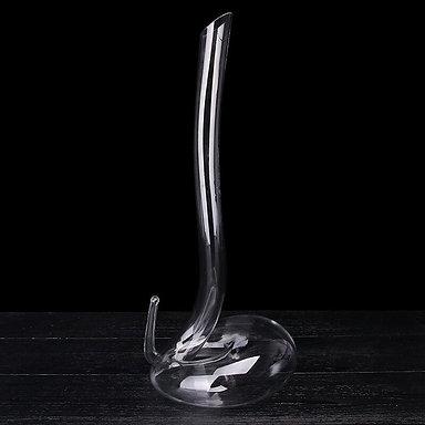 The Snake - Handblown Crystal