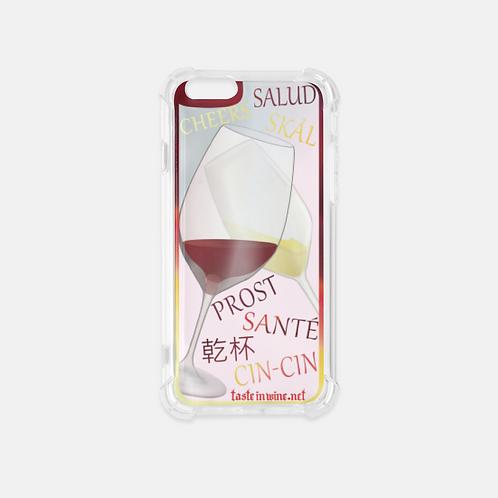 Wine Cheers Phone Case