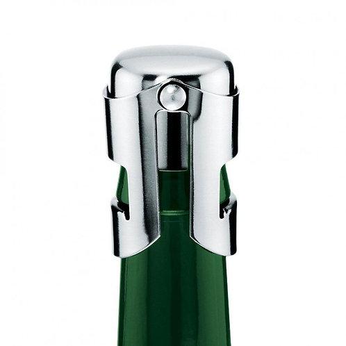 Champagne Bottle Stopper - stainless steel