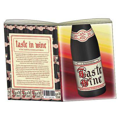 Taste in Wine Book      Friends Discount