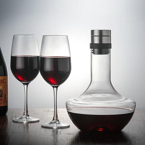 Pendulum - Crystal Wine Decanter / Aerator