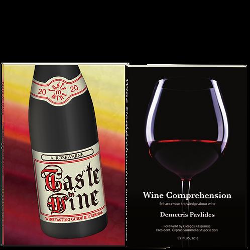 The Wine Book Duo