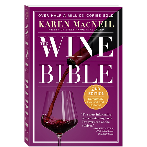 The Wine Bible - Karen MacNeil