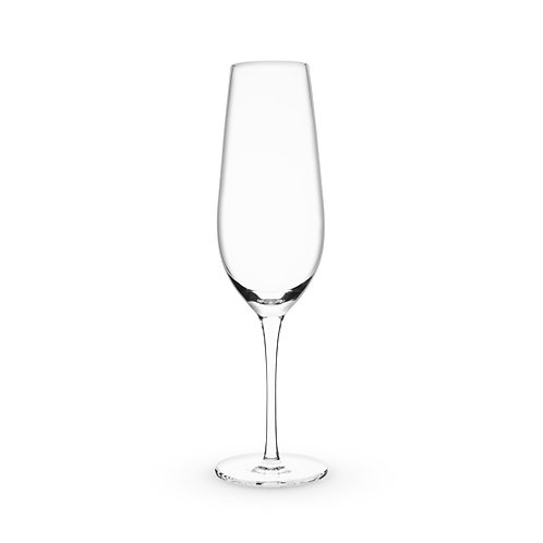 Big Bubbly: Full Bottle Prosecco Glass