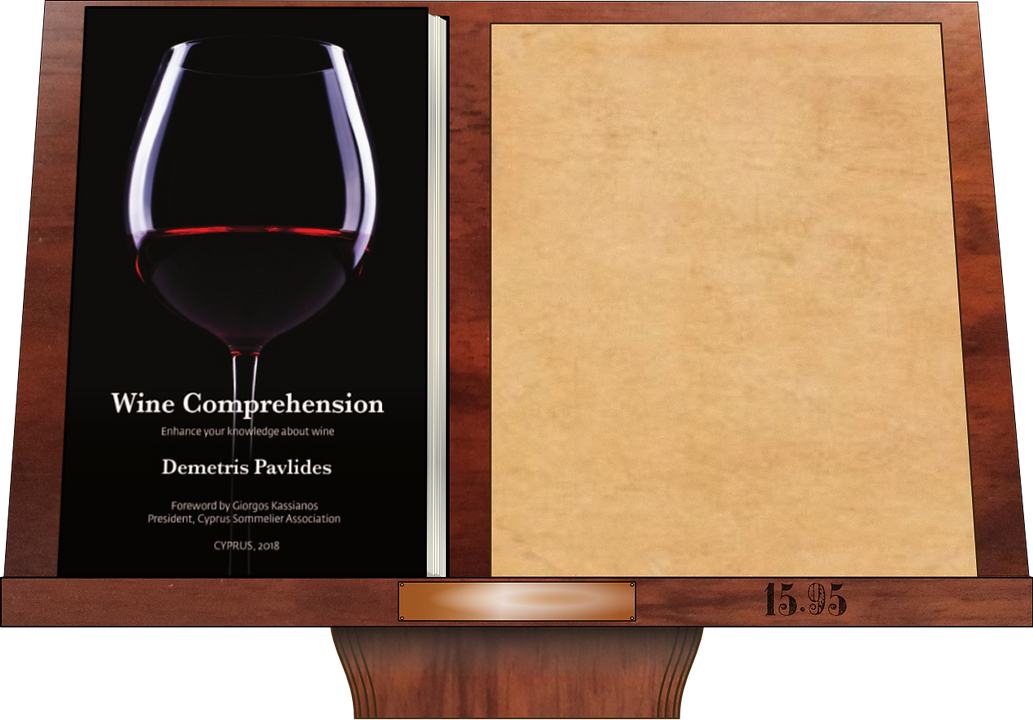 Wine Comprehension Book & review