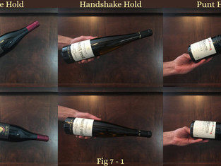 Wine Service; the dos and the do not dos.  PART 4