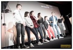 Le jury jeunes du Festival du cinéma de Brive 2019