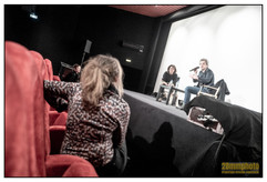 Dialogue entre cinéastes, avec Mati Diop et Thierry de Peretti