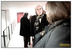 """Pascal Lamorisse, fils du réalisateur du """"Ballon rouge"""" et personnage principal du film, a présenté la projection"""