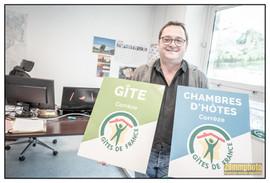 Philippe Bordes - Gîtes de France Corrèze