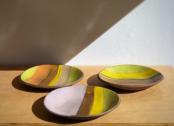 Hand Painted small bowl/plates