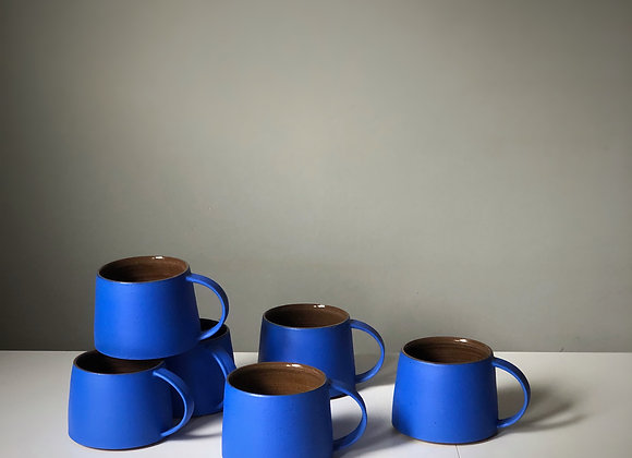Perfectly Understated Mug in Blue