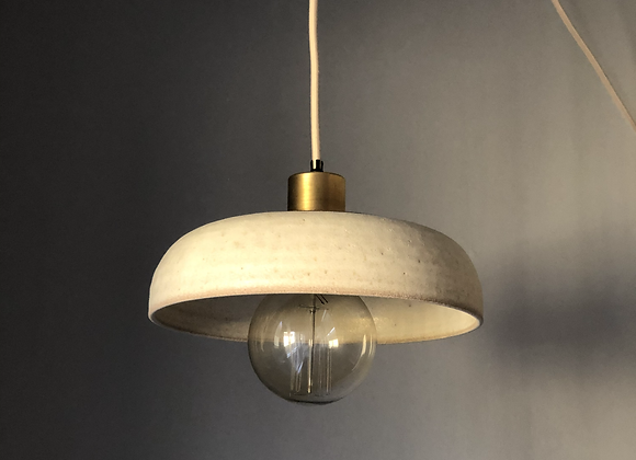 Cream Pendant Lamp