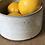 Thumbnail: Creamy Matte Flat Sided Bowls