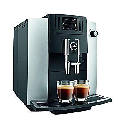 Cafetera SuperAutomatica Jura E6