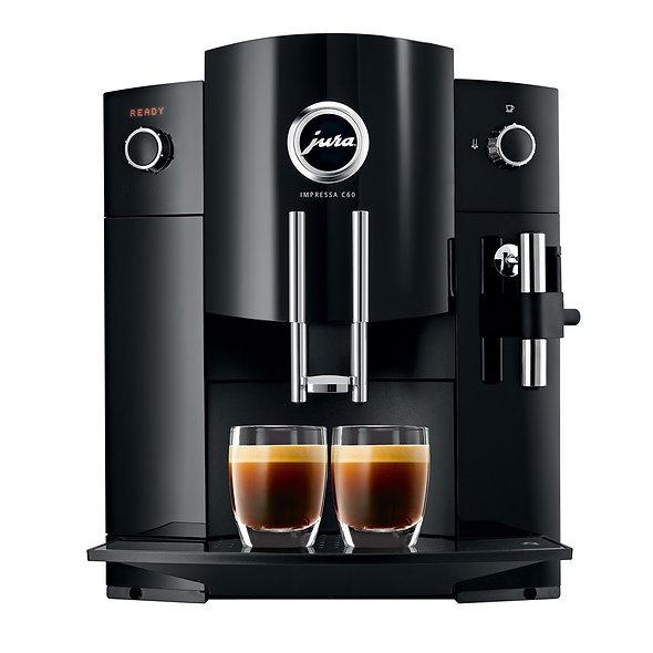 Cafetera SuperAutomatica Jura C60