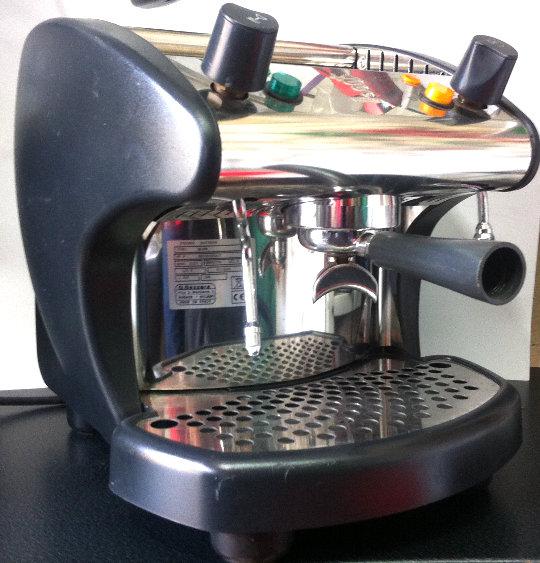 Cafetera BEZZERA BZ02-S