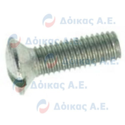 TORNILLO INOX M5x16 mm BEZZERA BE01