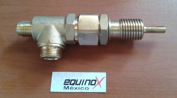 Grifo Agua/Vapor Expobar N/P 15000325