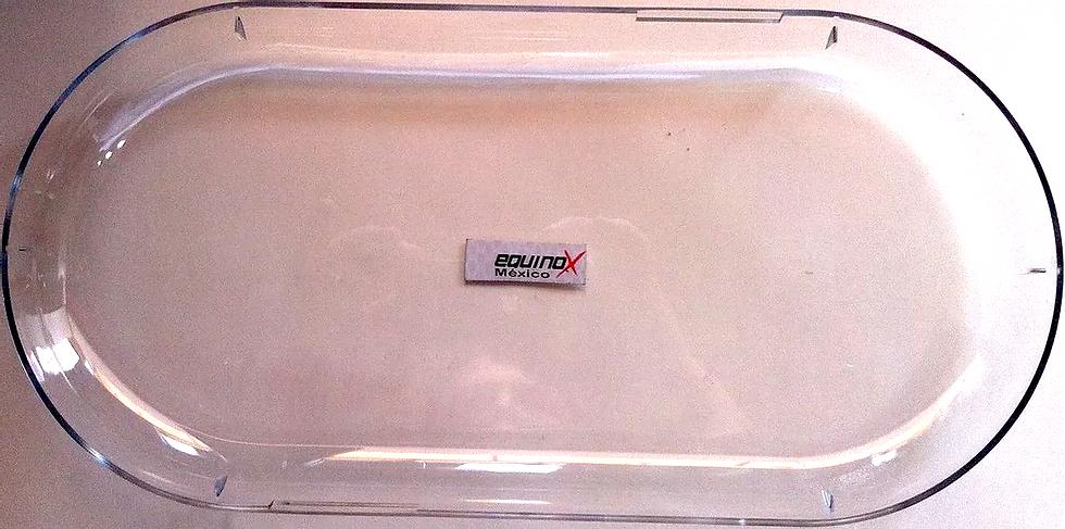 Tapa de contendor para granita Ugolini