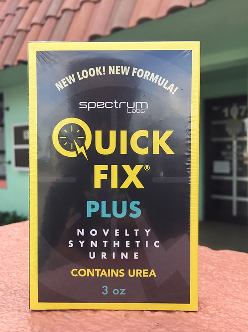 Quick Fix Plus Novelty Urine