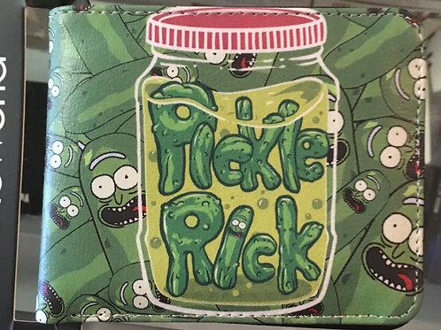 Pickle Rick Jar Wallet