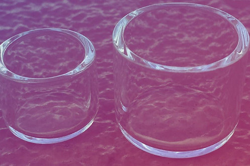 Quartz Inserts for 25 or 30mm Quartz Buckets