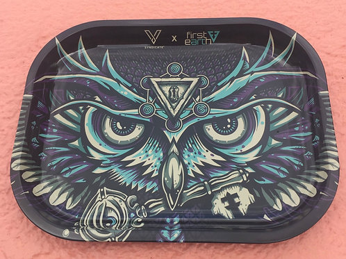 """V Syndicate x First Earth 5.5""""x7"""" Rolling Tray"""