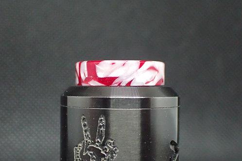 810 Red/White Driptip