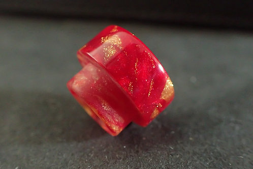 810 Red/Gold Driptip
