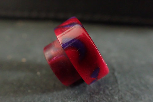 810 Purple/Red Driptip