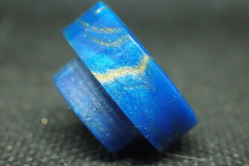 810 Blue/Gold Driptip