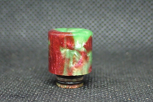 510 Green/Red MTL Drip tip