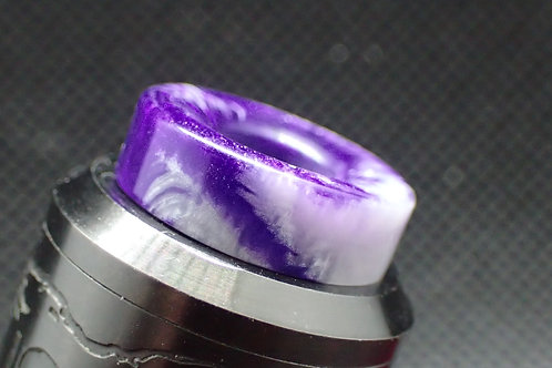 810 Purple/White Driptip