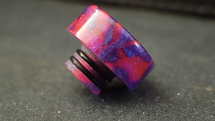 Custom handmade 510 driptips