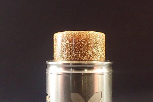 810 Gold Glitter Driptip