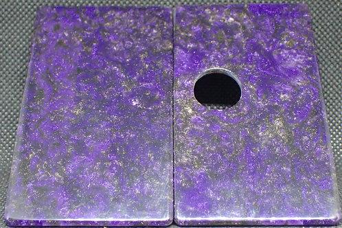 Billet Box V4 -Doors Black/Purple