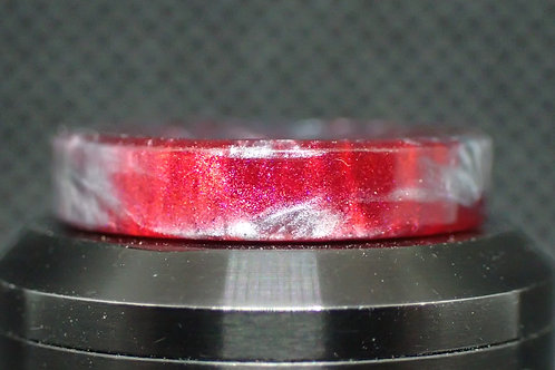 810 Red/Gunmetal Driptip