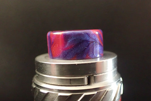 810 (O'Ring) Pink/Purple Driptip
