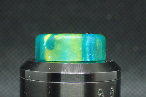 810 Blue/Yellow Driptip