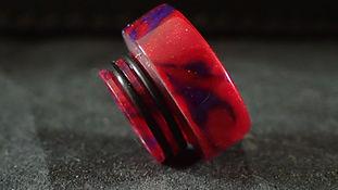 Custom Handmade 810 oring drip tip
