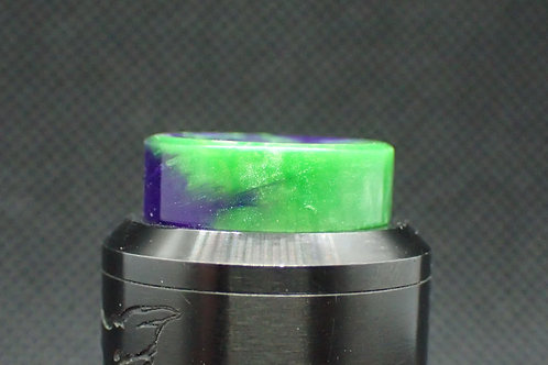 810 Purple/Green Driptip