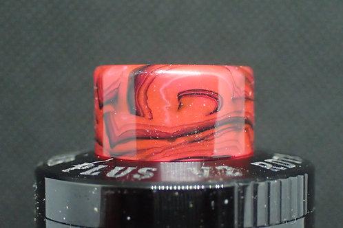 810 Black/Red Driptip