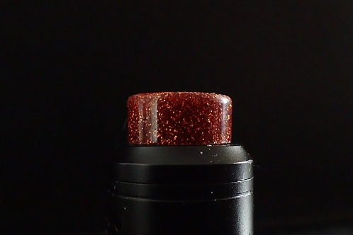 810 Copper Glitter Driptip