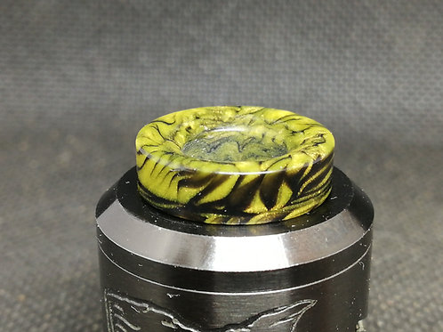 810 Black/Yellow Driptip