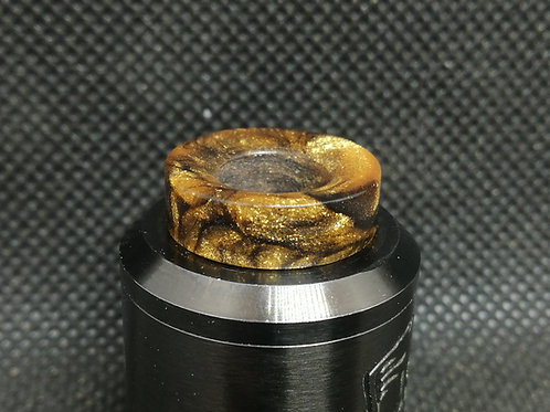 810 Gold/Black Driptip