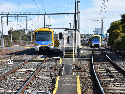South Yarra Station – all pain, no gain
