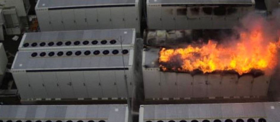 Andrews Labor Government clueless on Big Battery fire impact